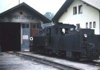 Jenbach engine shed