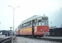 Tramcar set at Jenbach