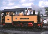 No. 9 at Aberystwyth