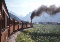 Approaching Mayrhofen