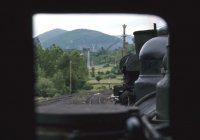 A view from the footplate