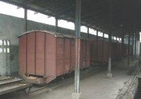 Wagons at Tidharia