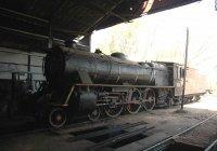 Bago engine shed