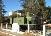 CGR No. 1 at Famagusta