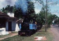 Sugar engine near Madiun