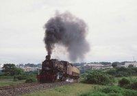 No. 3130 leaving Kisumu