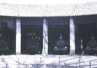 Gandia engine shed