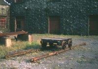Padarn Railway trolley