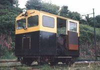 Met Office railcar