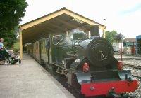 Beutiful Green Engine