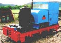 Motor Rail Simplex 9792 (ELVAN)