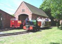 The garden railway 2