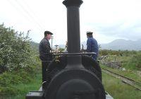 Freight train to Traeth Mawr