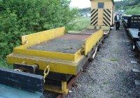 Forklift wagon
