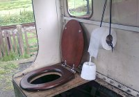 All modern conveniences!