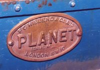 Planet plate