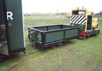 Refurb wagon