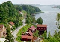 Railway and the Baltic Sea