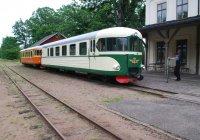 Railcars at Ankarsrum