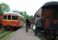 Trains at Tuna