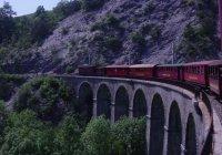 Crossing Viaduc de Drac