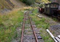 Threlkeld Quarry trackwork