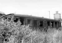 Abandonned in Gryfice Lilpop Motor Car
