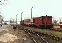 Lxd2 with train to Biala Rawska