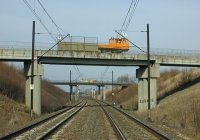 Wmc-009 on viaduct over CMK