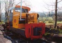 Motor Rail Simplex