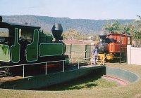 """Bundy"" and ""Speedy"" at Port Douglas, Far North Queensland, Australia."
