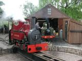 Perrygrove Loco Shed