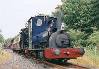 Engines at Llangower