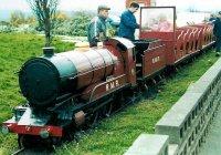 Rhyl Minature Railway
