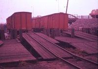 Metre gauge loading ramps.
