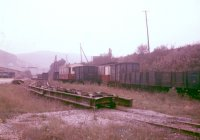Plettenburg goods yard