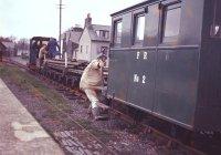 Porthmadoc Station 1962