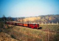 Train in Bytom