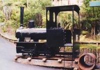 Steam Loco Static Display