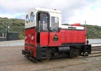 Shunter M1651, named Puttershoek at the Depot