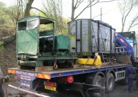 Cadeby Collection arrives at Apedale