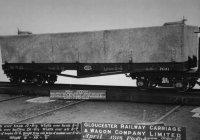 ex-WW1 H Class Watertank wagon