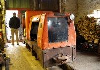 Lister engined Ruston