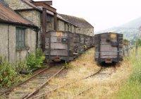 Ex- MoD wagons
