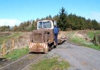 Hunslet Wagonmaster LM205