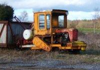 Rail Tractor Boora