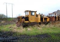 Stored locos at Mountdillon works