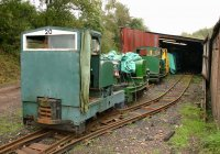 Shunting at Apedale