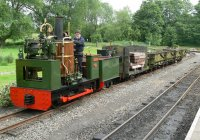 Paddy on the freight