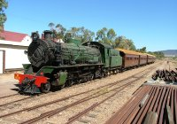 Afghan Express at Quorn , South Australia